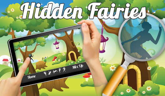 Fairies Hidden Objects Game - screenshot thumbnail