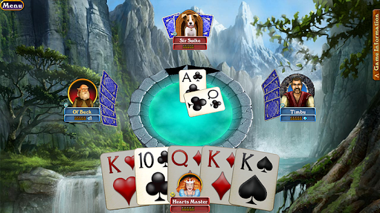 Hardwood Euchre (Free) - screenshot thumbnail