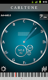 CarlTune - Chromatic Tuner - screenshot thumbnail