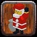 Santa Claus Click Clack Icon