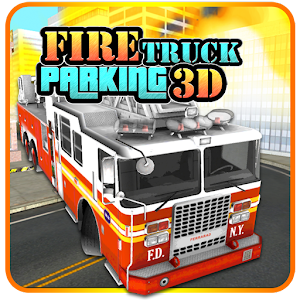 Fire Truck Parking 3D for PC and MAC