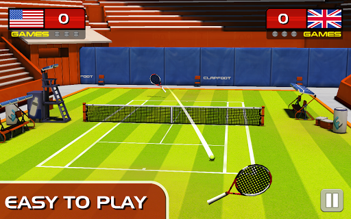 Play Tennis 2.2 screenshots 8