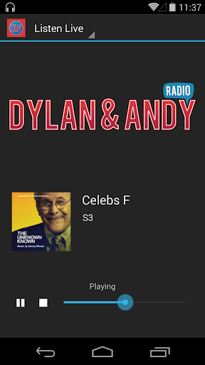 Dylan and Andy Radio