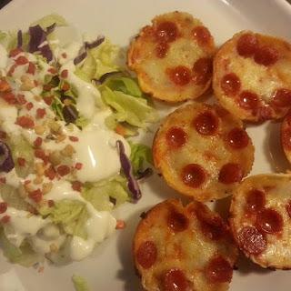 Little tortilla Pizza