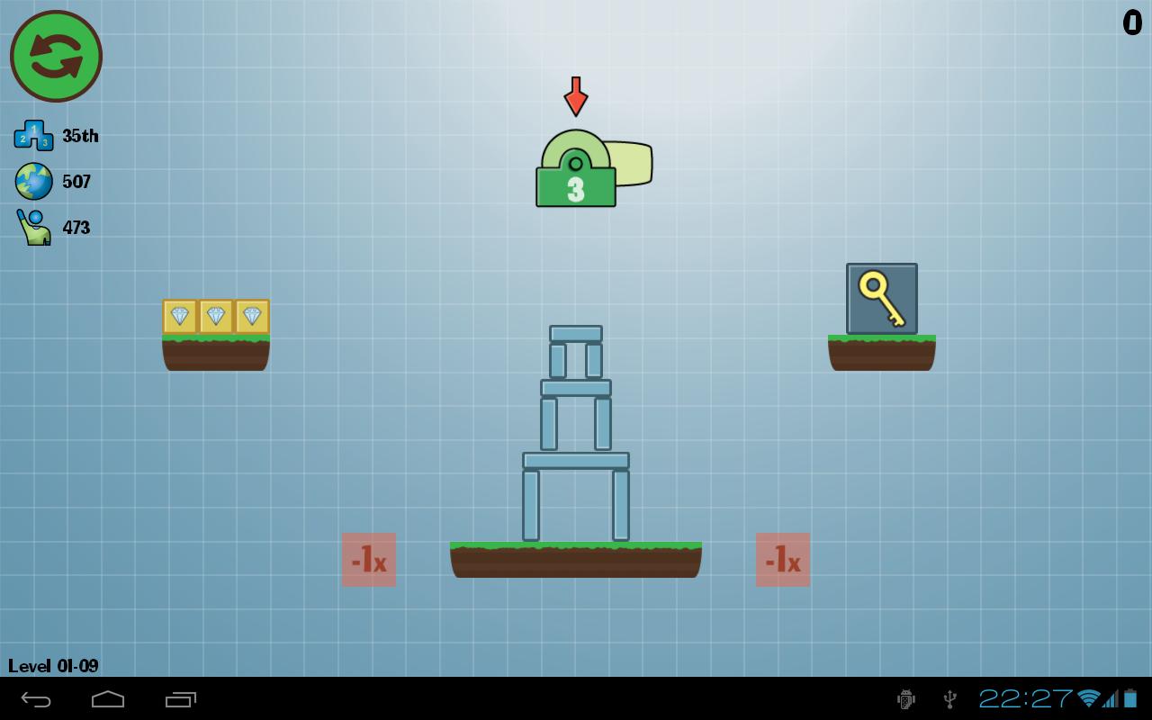 Box Topple - Knockdown! screenshot #13
