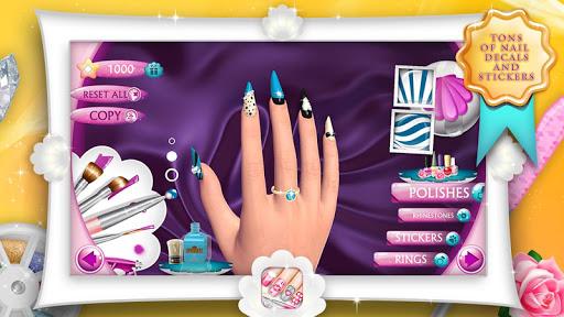 Fashion Nails 3D Girls Game 8.0.1 screenshots 8