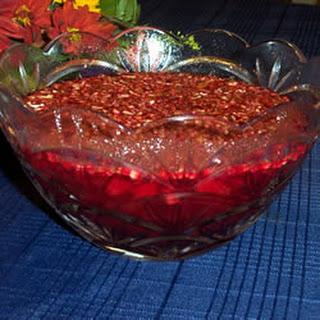 Cranberry Gelatin Salad I