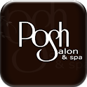 POSH Salon and Spa logo