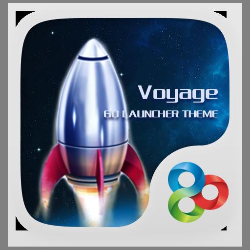 Voyage GO Launcher Theme LOGO-APP點子