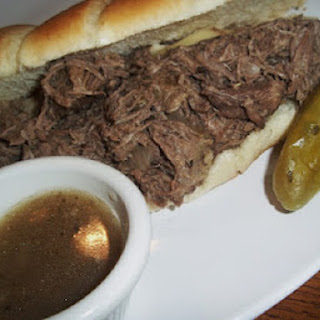Crock-Pot Spicy Italian Beef