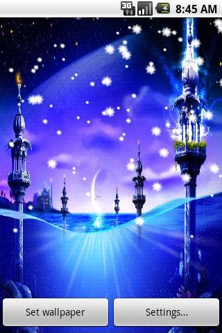Islamic Style Live Wallpaper - screenshot