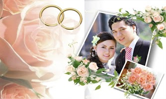 Screenshot of Love & Wedding Photo Frames
