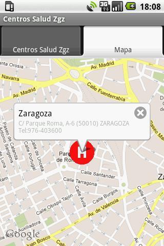 Centros Salud Zgz