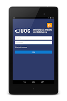 Screenshot of My Mobile UOC (Official)