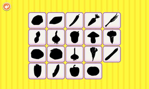 【免費教育App】KidsLink蔬菜-APP點子