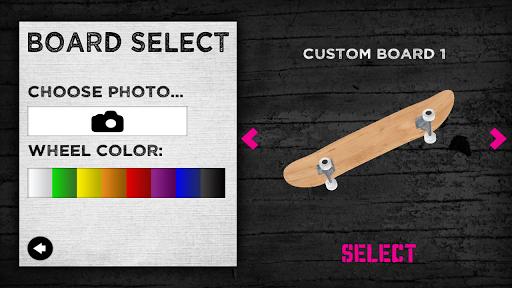 Fingerboard HD Skateboarding 3.1.5 screenshots 5