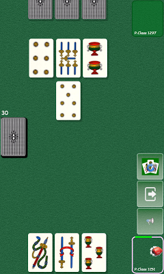Scopa Treagles - screenshot