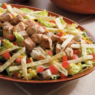 Southwestern Chicken Salad.