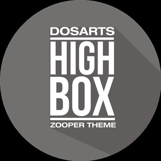 High Box Zooper Theme Android APK Download Free By AbdulAlim Rajjoub (Devlomi)