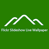 Flickr Slideshow LiveWallpaper