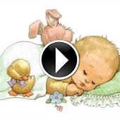 Sound to children sleep