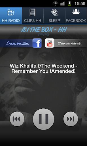 【免費音樂App】HIP HOP收音机-APP點子