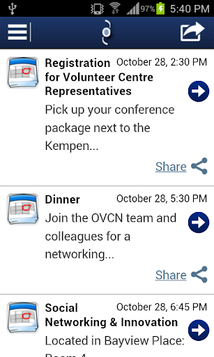 OVCN Conference