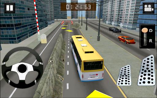 公交車駕駛3D