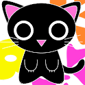 Flick the Nyanko logo