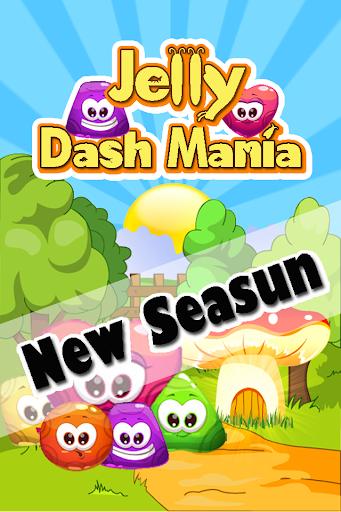 Jelly Dash Mania