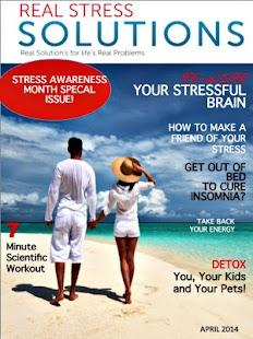Real Stress Solutions - screenshot thumbnail