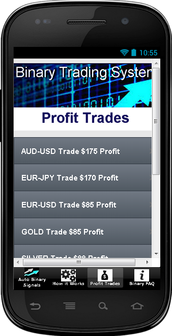Google trading system