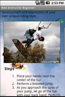 Kitesurf Instructor: Beginner- screenshot thumbnail