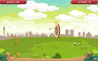 Screenshot of Archery Arrow Shooting FREE