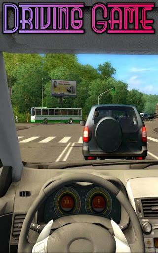 無料運転ゲーム