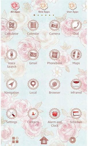Cute Theme-Rosy Alice- 1.0 Windows u7528 2