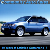 Community Auto Sales