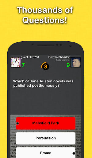 無料益智Appの文学細事|記事Game