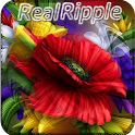 3D WATER RIPPLE ON PHOTO icon