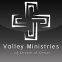Valley Ministries – LA Church logo