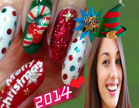 Christmas Photo Stickers-2014