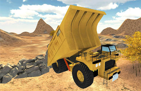 dump truck driving simulator 1.0 screenshot 55225