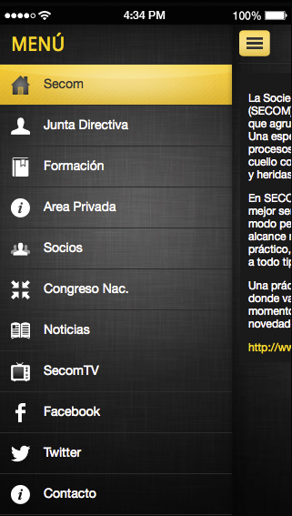 Secom- screenshot