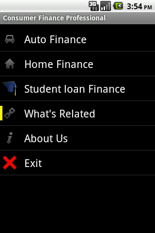 Mobile Banker- screenshot