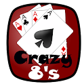 Crazy Eights gratis icon