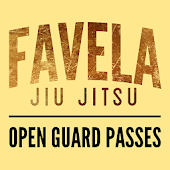 Favela BJJ 1 Open Guard Passes