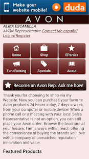 AVON Buy & Sell - screenshot thumbnail