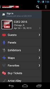 C2E2 - screenshot thumbnail