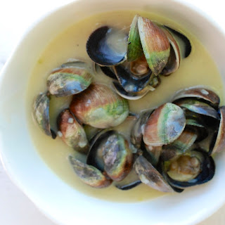 15-Minute Clam Soup.
