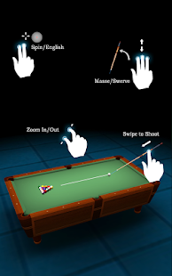 Pool Break Pro - 3D Billiards Screenshot